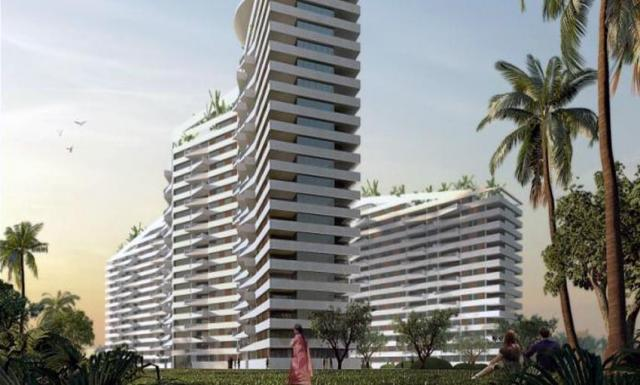 2,3bhk Apartments for Sale in Hennur Main Road Hennur Main Road at Mantri Lithos