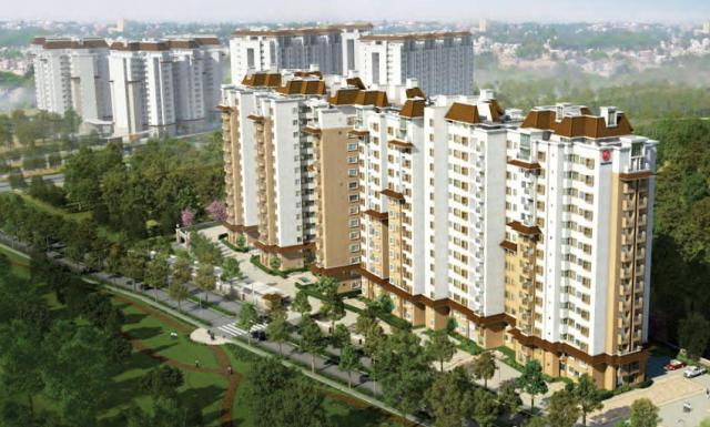 2,3bhk Apartments for Sale in Hennur Main Road Hennur Main Road at Mantri Webcity