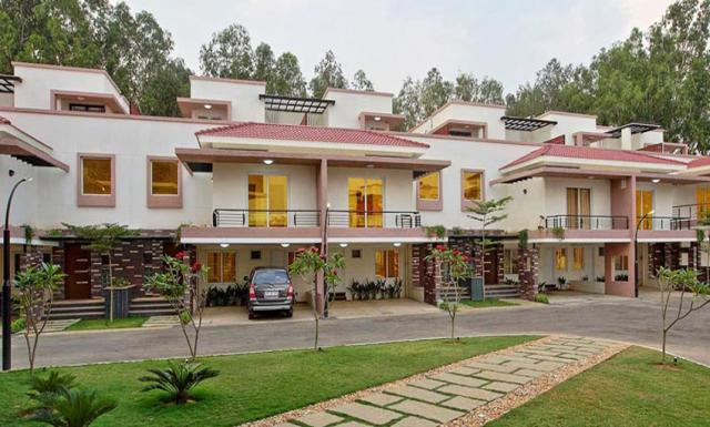 4bhk Villa for Sale in White Field White Field at MIMS CRESCENTA