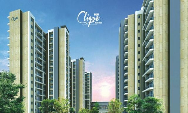 1,2,3bhk Apartments for Sale in Electronics City Electronics City at MJR Clique-Hercules