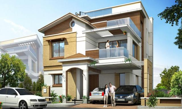3bhk Villa for Sale in Sarjapur Road Sarjapur Road at NCC Green Province