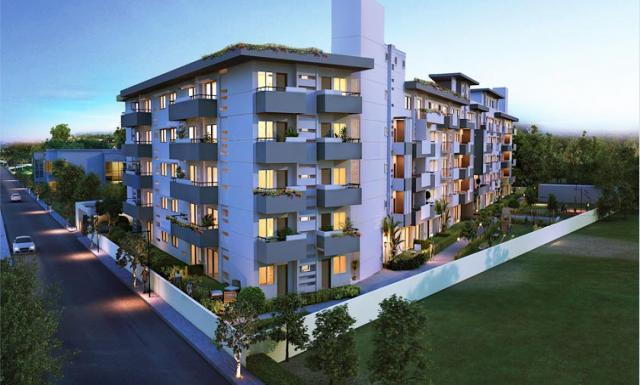 1,2,3bhk Apartments for Sale in Off Sarjapur-Marttahalli Ring Road Off Sarjapur-Marttahalli Ring Road at Neo Smart City