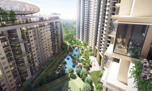 1,2,3bhk Apartments for Sale in Thanisandra Main Road Thanisandra Main Road at Nikoo Homes