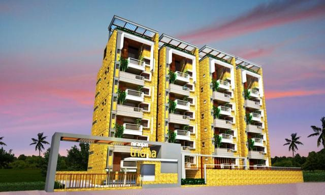 2,3bhk Apartments for Sale in Hosur Road Hosur Road at Niranjan Tridha