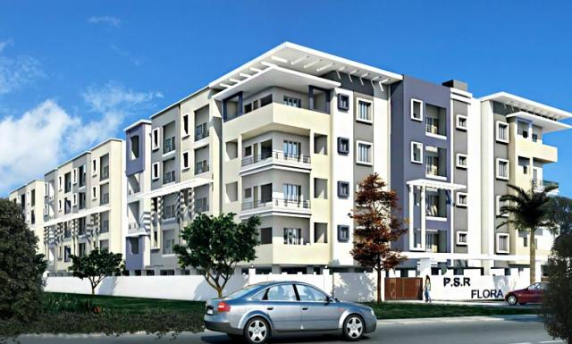 2,3bhk Apartments for Sale in Sarjapur Road Sarjapur Road at P.S.R FLORA