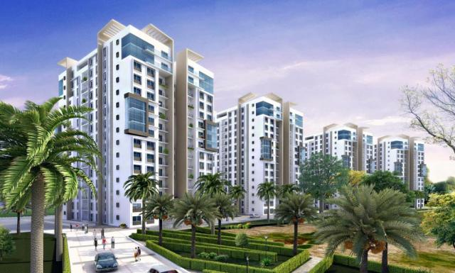 2,3bhk Apartments for Sale in Rayasandra Road Rayasandra Road at Parkway Homes