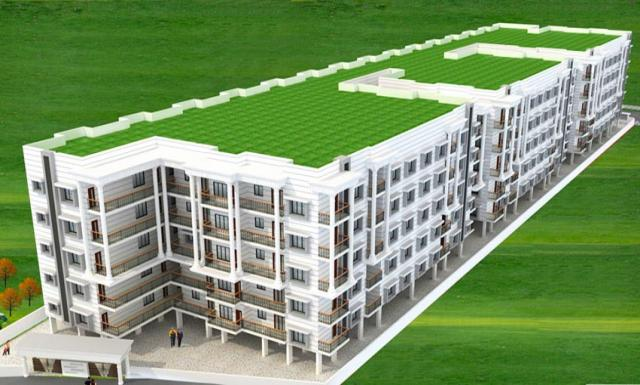 1,2,3bhk Apartments for Sale in Begur Begur at PRABHAVATHI BLISS-II