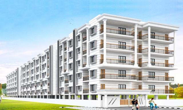 2,3bhk Apartments for Sale in Begur Begur at Prabhavathi Comforts
