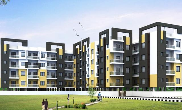 1,2bhk Apartments for Sale in Bannerghatta Bannerghatta at Prabhavathi Heaven