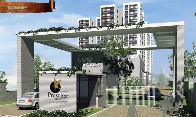 2,3bhk Apartments for Sale in Off Sarjapur-Marttahalli Ring Road Off Sarjapur-Marttahalli Ring Road at Prestige Ivy Terraces