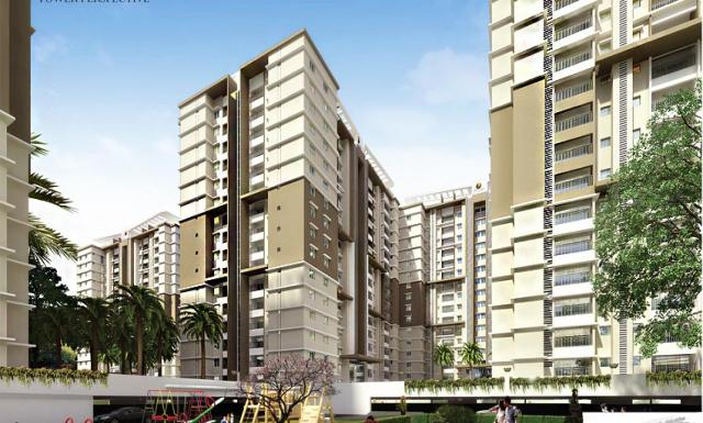 1,2,3bhk Apartments for Sale in Yelahanka Yelahanka at Prestige Royale Gardens