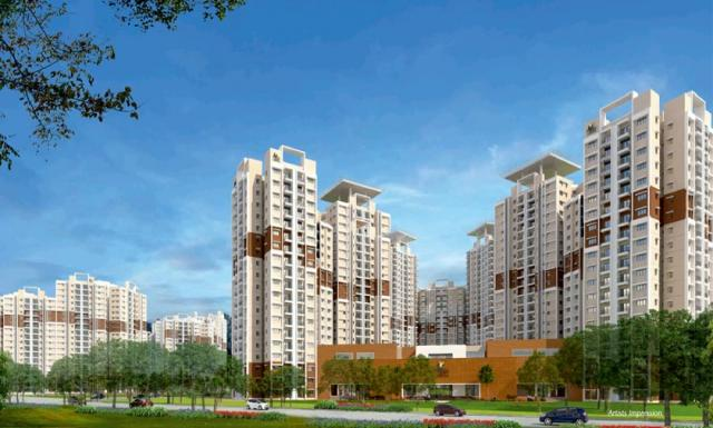 1,2,3bhk Apartments for Sale in Electronics City Electronics City at Prestige Sunrise Park