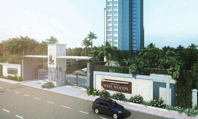 2,3,4bhk Apartments for Sale in Magadi Road Magadi Road at Prestige West Woods