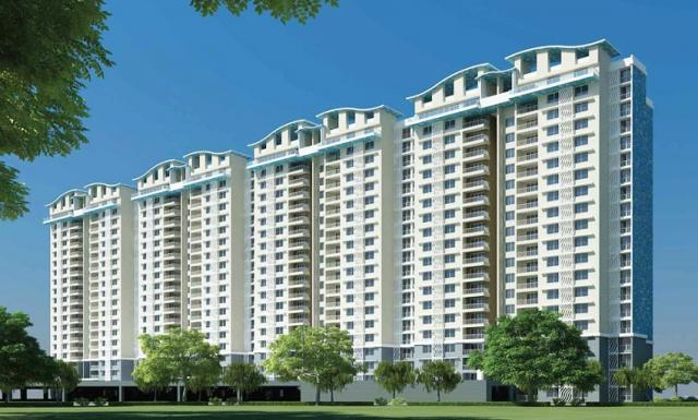 2,3bhk Apartments for Sale in Hennur Main Road Hennur Main Road at Puravankara Palm Beach
