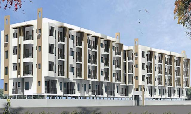 2,3bhk Apartments for Sale in ITPL ITPL at Radiant Silver Bell-II