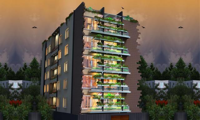 3bhk Apartments for Sale in Bellandur Bellandur at Redifice Private Residences Ashton