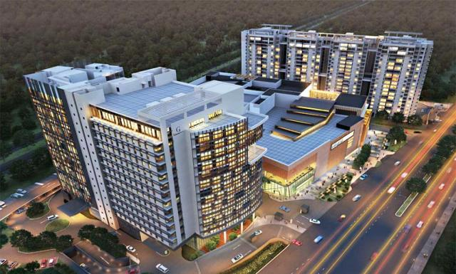 2,3bhk Apartments for Sale in Yelahanka Yelahanka at RMZ Galleria