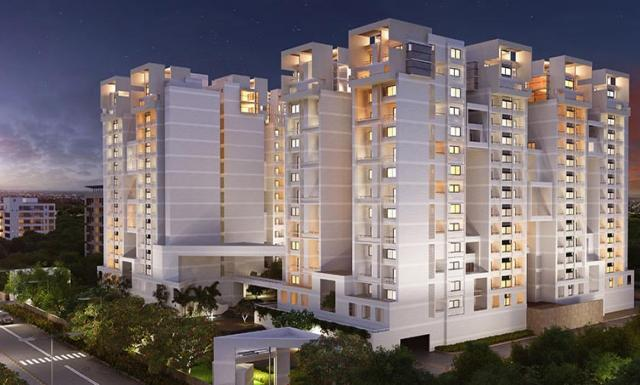3,4bhk Apartments for Sale in ITPL ITPL at Rohan Avriti Apartments