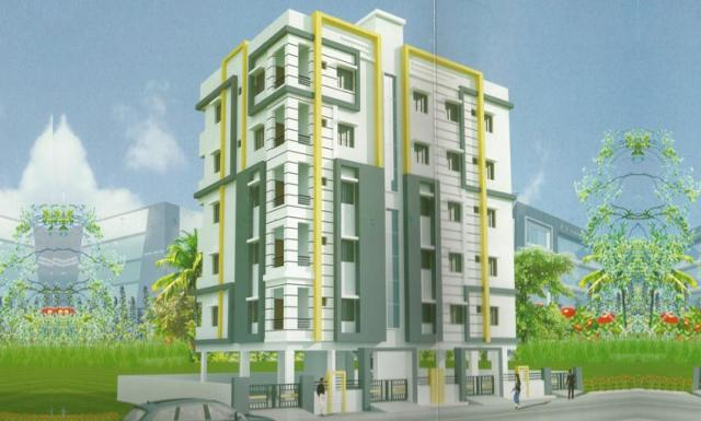 2bhk Apartments for Sale in Kondapur Kondapur at S.P Residency (Nikhil Infra)