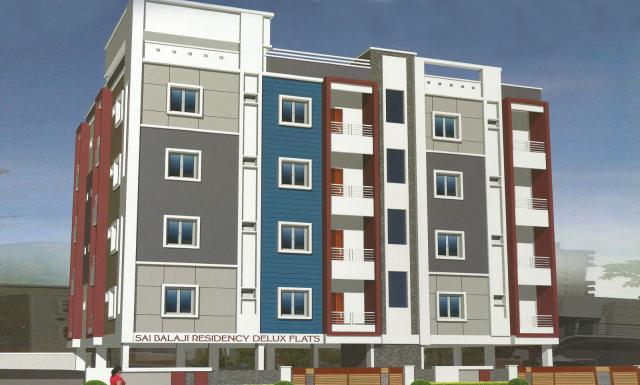 2bhk Apartments for Sale in Suchitra Suchitra at Sai Balaji Residency