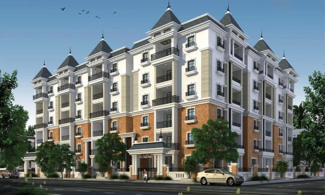 2,3bhk Apartments for Sale in Sanath Nagar Sanath Nagar at Sais Spectra