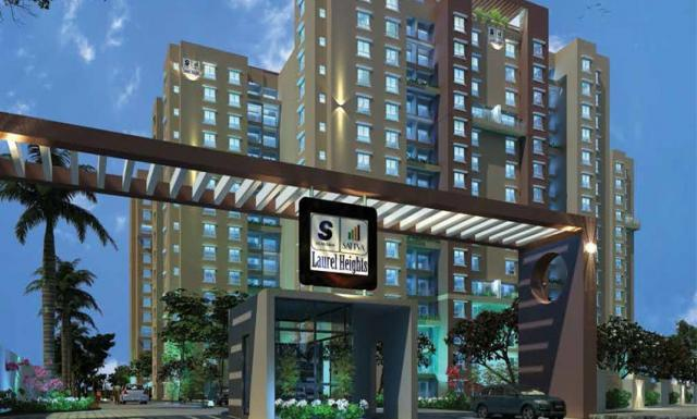 2,3bhk Apartments for Sale in Hesarghatta Main Road Hesarghatta Main Road at Salarpuria Sattva Laurel Heights