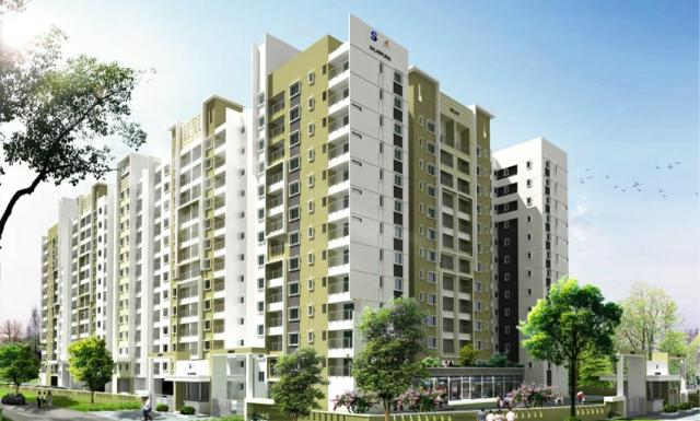 2,3bhk Apartments for Sale in Mysore Road Mysore Road at Salarpuria Sattva Melody