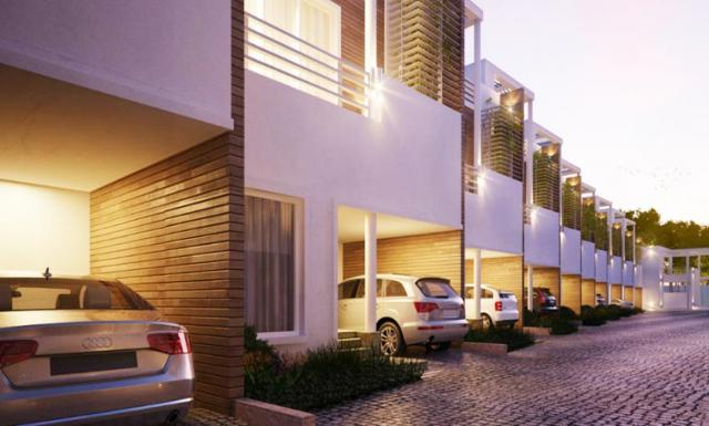 3bhk Villa for Sale in Old Madras Road Old Madras Road at Samruddhi Mystic Wind