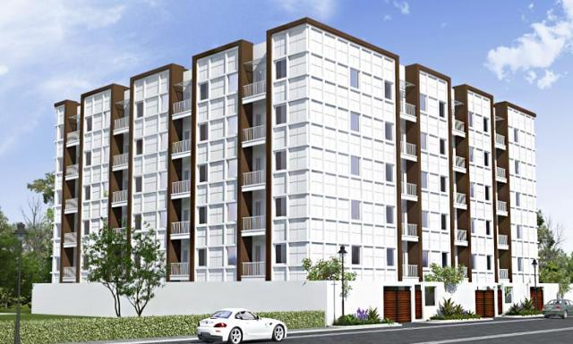 1,2,3bhk Apartments for Sale in Thanisandra Main Road Thanisandra Main Road at Sanchar Shelter