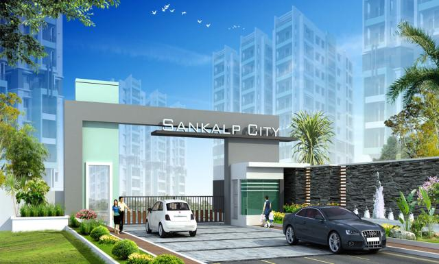 2,3bhk Apartments for Sale in Kphb Colony Kphb Colony at Sankalp City Astha Block