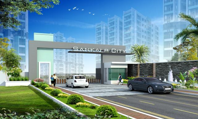 2,3bhk Apartments for Sale in Kphb Colony Kphb Colony at Sankalp City Shakthi Block