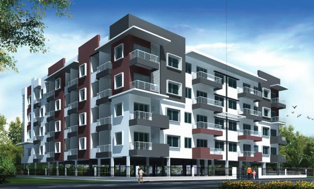 1,2bhk Apartments for Sale in Marathahalli Marathahalli at Saritha Opulence