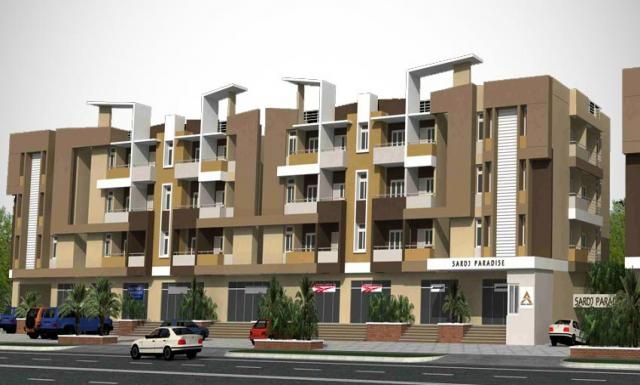 2,3bhk Apartments for Sale in Thanisandra Main Road Thanisandra Main Road at Saroj Paradise