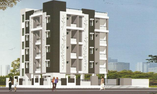2,3bhk Apartments for Sale in Kukatpally Kukatpally at Shreya Residency