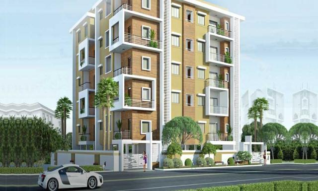 2,3bhk Apartments for Sale in Manikonda Manikonda at Shubham Square