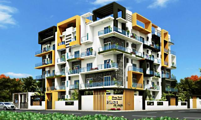 2,3,4bhk Apartments for Sale in JAKKUR JAKKUR at Silver Cloud