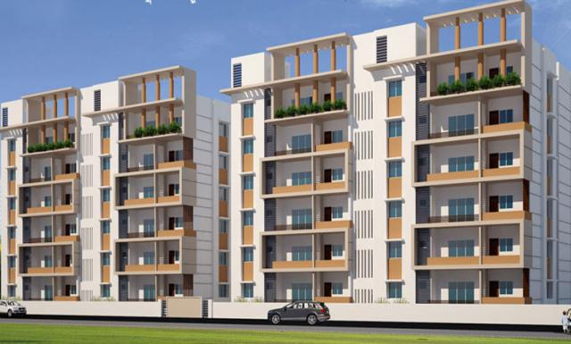 2,3bhk Apartments for Sale in Vivekananda Nagar Vivekananda Nagar at Siri Pride