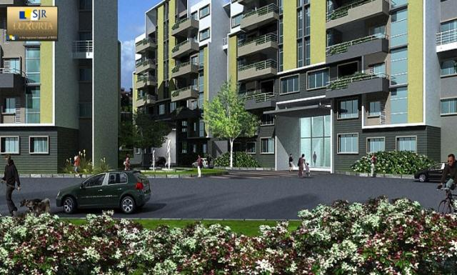 2,3bhk Apartments for Sale in Bannerghatta Bannerghatta at SJR Luxuria