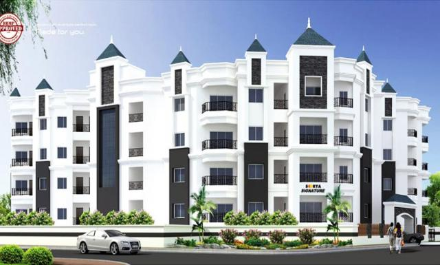 2,3bhk Apartments for Sale in Hebbal Hebbal at Soorya Signature