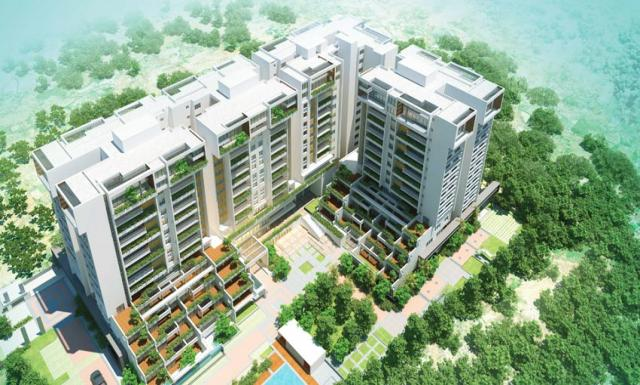 2,3,4bhk Apartments for Sale in Brookefield Main Road Brookefield Main Road at Spectra Palmwoods