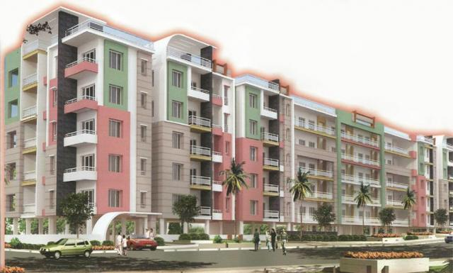 1,2,3bhk Apartments for Sale in Kondapur Kondapur at Sri Tirumala Cyber Residency
