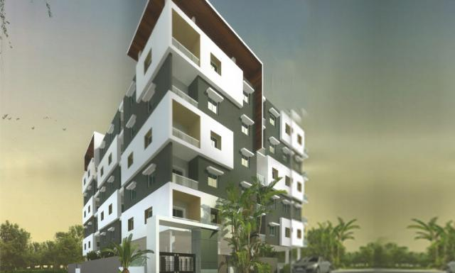 3bhk Apartments for Sale in Kukatpally Kukatpally at Sriharsha Elite