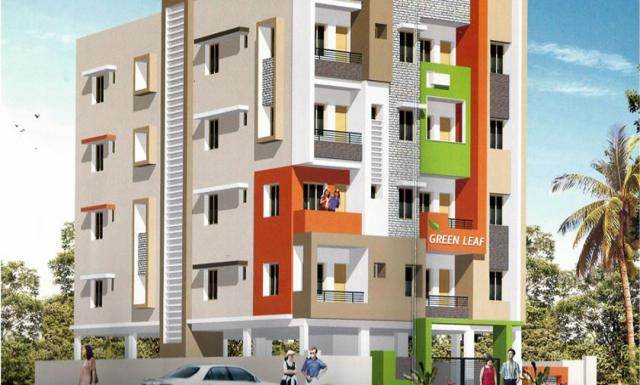 2bhk Apartments for Sale in Suchitra Suchitra at SSP Green Leaf