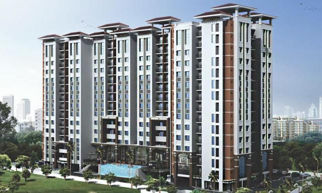 2,3bhk Apartments for Sale in Thanisandra Main Road Thanisandra Main Road at Supertech Micasa
