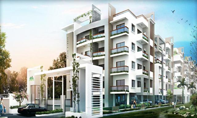 2bhk Apartments for Sale in Banaswadi Banaswadi at The Greens SLR- Cassia Court