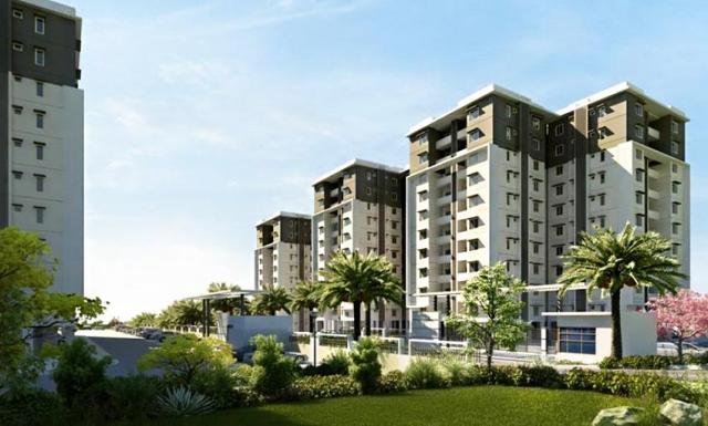 1,2,3bhk Apartments for Sale in Magadi Road Magadi Road at The Tree – By Provident