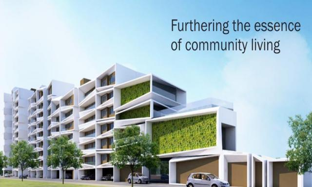 2bhk Apartments for Sale in Thanisandra Main Road Thanisandra Main Road at Unishire Weave