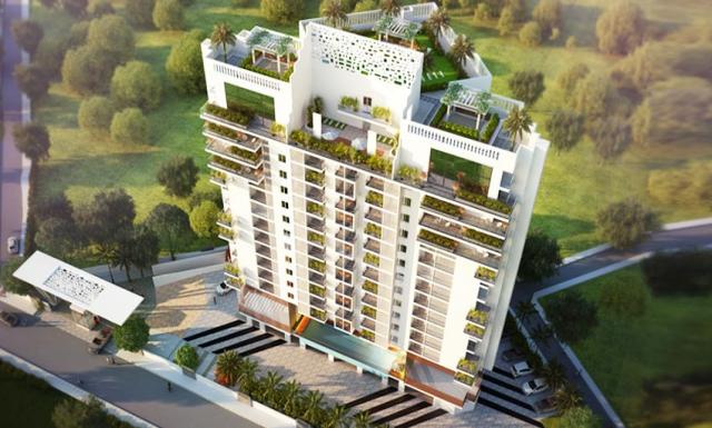 2,3bhk Apartments for Sale in Yelahanka Yelahanka at Unishire Palazzo