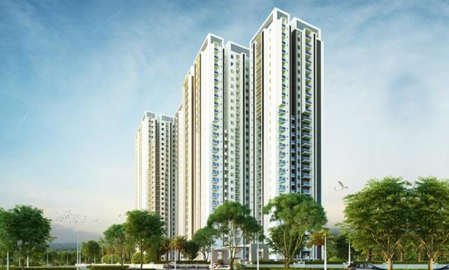 2,3bhk Apartments for Sale in Jp Nagar Jp Nagar at Unishire Wynn Towers