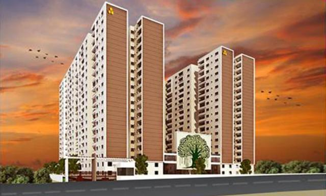 2,3bhk Apartments for Sale in Jp Nagar Jp Nagar at Valmark Orchard Square